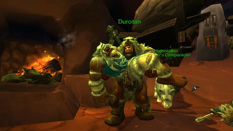 Дополнение Warlords of Draenor — уже в продаже